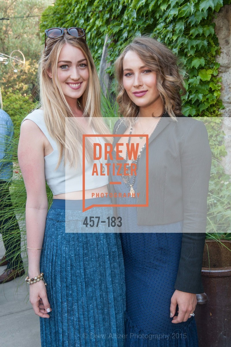 Alison Dibella, Svetlana Kolesnikova, Oyster Cup Polo Tournament Preview Party Hosted by Cerro Pampa Polo Club and Stick & Ball, Ma(i)sonry. 6711 Washington St, June 25th, 2015,Drew Altizer, Drew Altizer Photography, full-service agency, private events, San Francisco photographer, photographer california