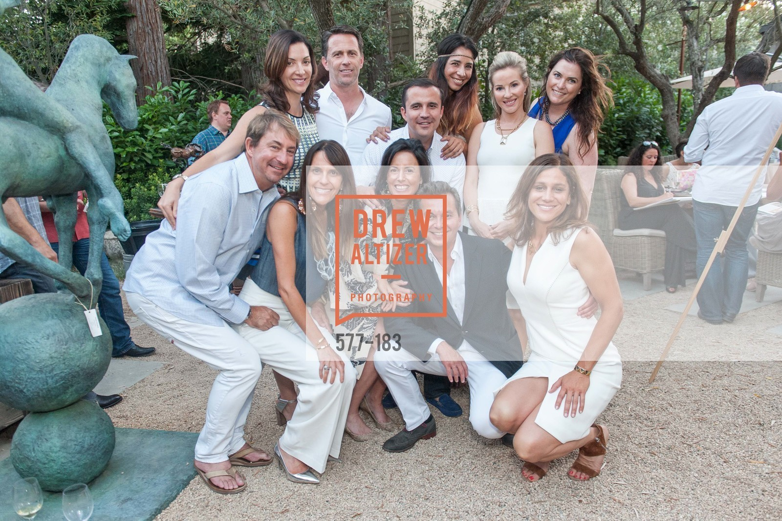 Nadine Curtis, Hillary Marino, Andy Ryan, Jorge Jaramillo, Tara Schon, Michael Uytengsu, Karina Barrionuevo, Sarah Collins, Jenn Hagan, Elizabeth Welborn, Oyster Cup Polo Tournament Preview Party Hosted by Cerro Pampa Polo Club and Stick & Ball, Ma(i)sonry. 6711 Washington St, June 25th, 2015,Drew Altizer, Drew Altizer Photography, full-service agency, private events, San Francisco photographer, photographer california