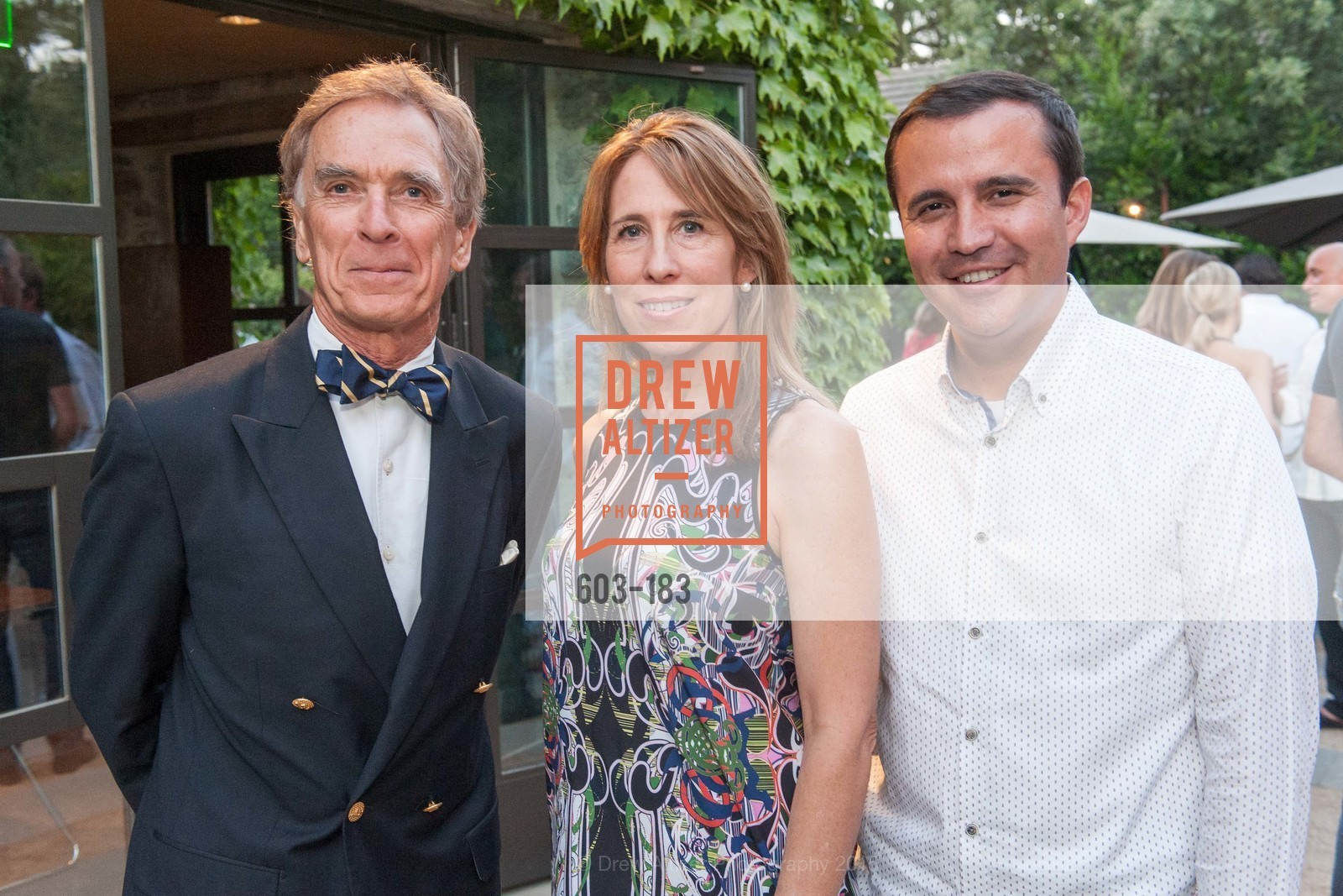 Paul Griffin, Allison Pobrislo, Jorge Jaramillo, Oyster Cup Polo Tournament Preview Party Hosted by Cerro Pampa Polo Club and Stick & Ball, Ma(i)sonry. 6711 Washington St, June 25th, 2015