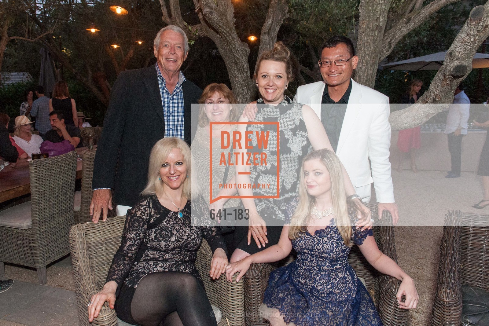 Anne Heit, Don Winters, Esfir Shrayber, Svetlana Whitener, Julie Hall, Eric Dew, Oyster Cup Polo Tournament Preview Party Hosted by Cerro Pampa Polo Club and Stick & Ball, Ma(i)sonry. 6711 Washington St, June 25th, 2015,Drew Altizer, Drew Altizer Photography, full-service agency, private events, San Francisco photographer, photographer california