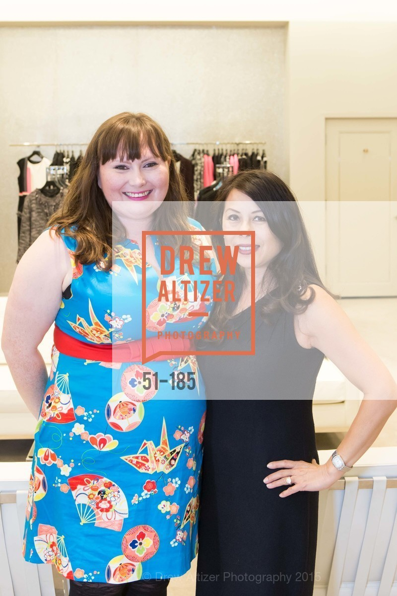 Erin Badillo, Sharon Seto, Fashion Fights Arthritis Launch Party at St. John, St. John Boutique. 767 Market Street, June 25th, 2015,Drew Altizer, Drew Altizer Photography, full-service agency, private events, San Francisco photographer, photographer california