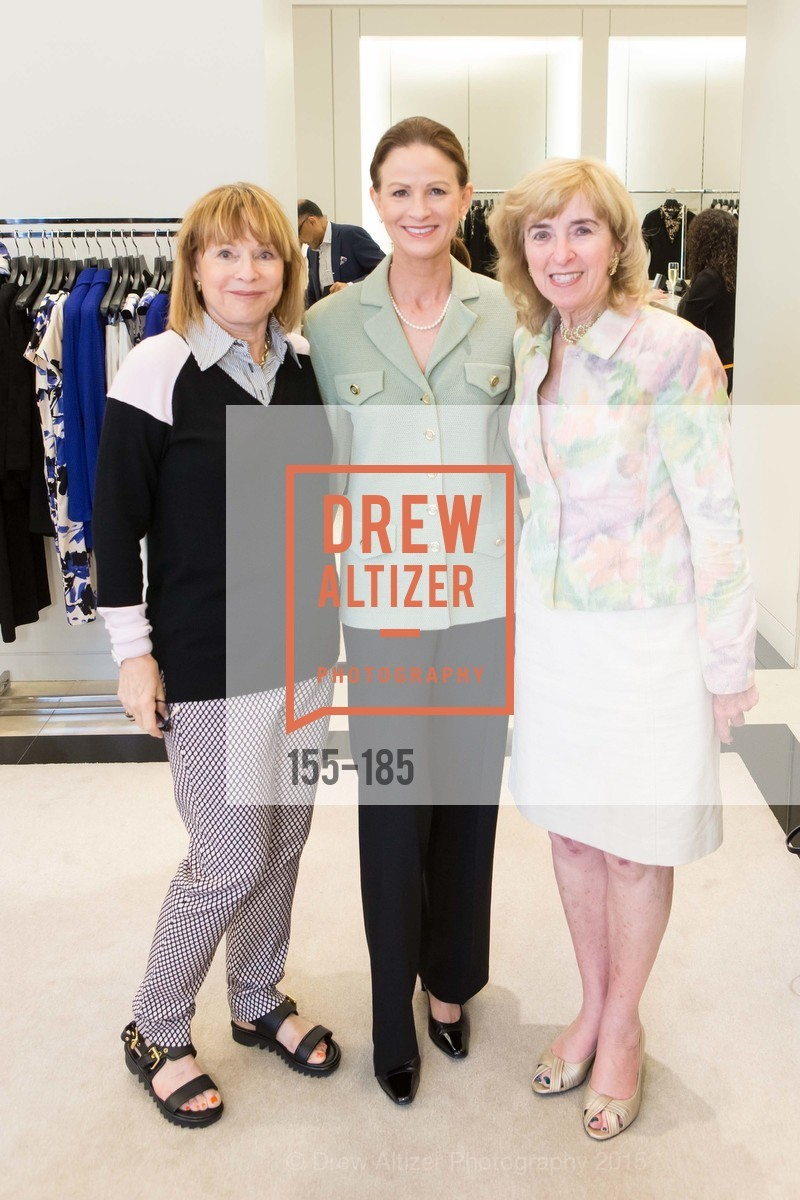 Nancy Rubenstein, Judy Jorgensen, Betty Taisch, Fashion Fights Arthritis Launch Party at St. John, St. John Boutique. 767 Market Street, June 25th, 2015,Drew Altizer, Drew Altizer Photography, full-service agency, private events, San Francisco photographer, photographer california