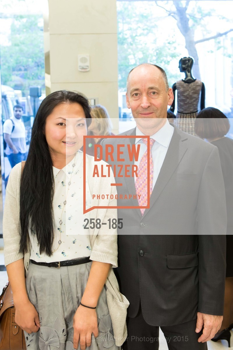 Joy Rong, John Kirkpatrick, Fashion Fights Arthritis Launch Party at St. John, St. John Boutique. 767 Market Street, June 25th, 2015,Drew Altizer, Drew Altizer Photography, full-service agency, private events, San Francisco photographer, photographer california