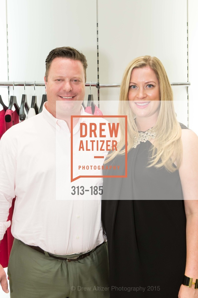 Ted Hazelrig, Maggie Hazelrig, Fashion Fights Arthritis Launch Party at St. John, St. John Boutique. 767 Market Street, June 25th, 2015,Drew Altizer, Drew Altizer Photography, full-service agency, private events, San Francisco photographer, photographer california