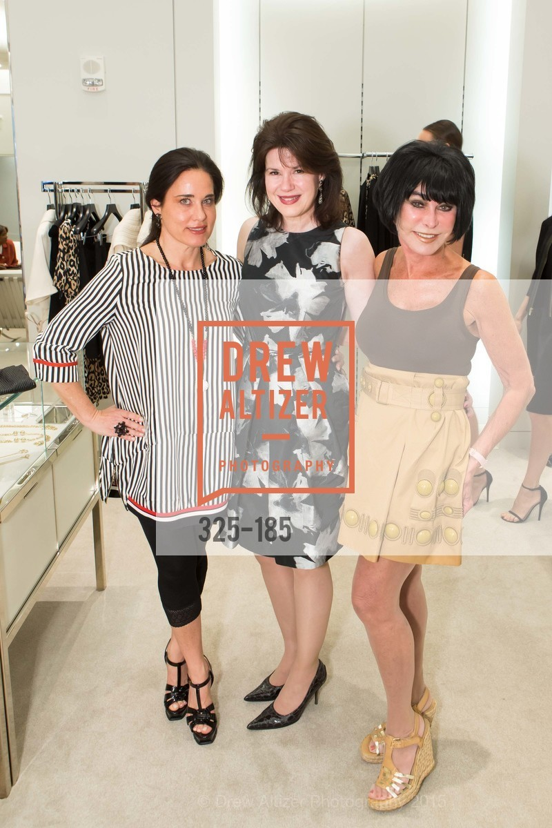 Natalie Urrutia, Elaine Mellis, Marilyn Cabak, Fashion Fights Arthritis Launch Party at St. John, St. John Boutique. 767 Market Street, June 25th, 2015,Drew Altizer, Drew Altizer Photography, full-service agency, private events, San Francisco photographer, photographer california