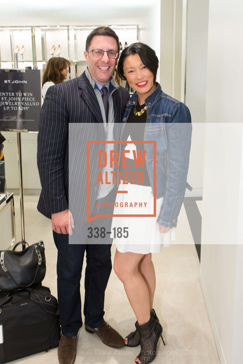 Antonio White, Christina White, Fashion Fights Arthritis Launch Party at St. John, St. John Boutique. 767 Market Street, June 25th, 2015,Drew Altizer, Drew Altizer Photography, full-service agency, private events, San Francisco photographer, photographer california