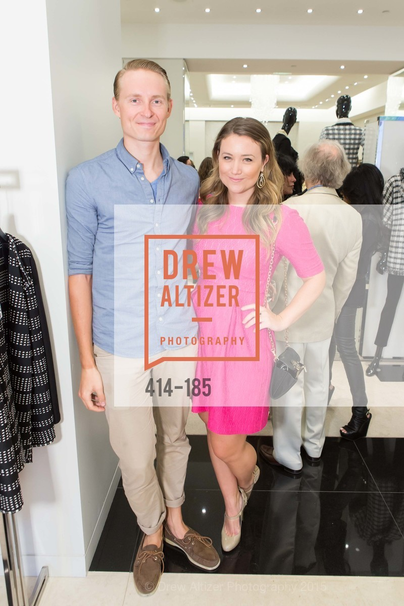 Christopher Einarrusd, Noelle Lynne, Fashion Fights Arthritis Launch Party at St. John, St. John Boutique. 767 Market Street, June 25th, 2015,Drew Altizer, Drew Altizer Photography, full-service agency, private events, San Francisco photographer, photographer california