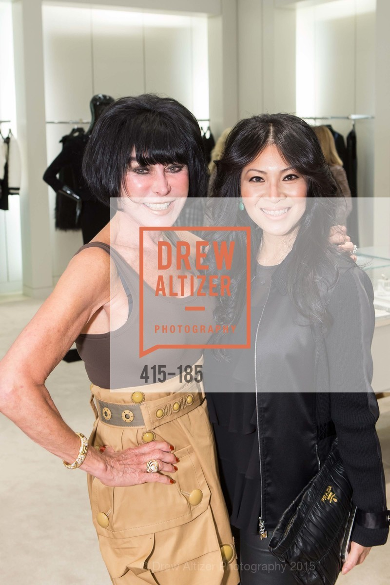 Marilyn Cabak, Morgan Le, Fashion Fights Arthritis Launch Party at St. John, St. John Boutique. 767 Market Street, June 25th, 2015,Drew Altizer, Drew Altizer Photography, full-service agency, private events, San Francisco photographer, photographer california
