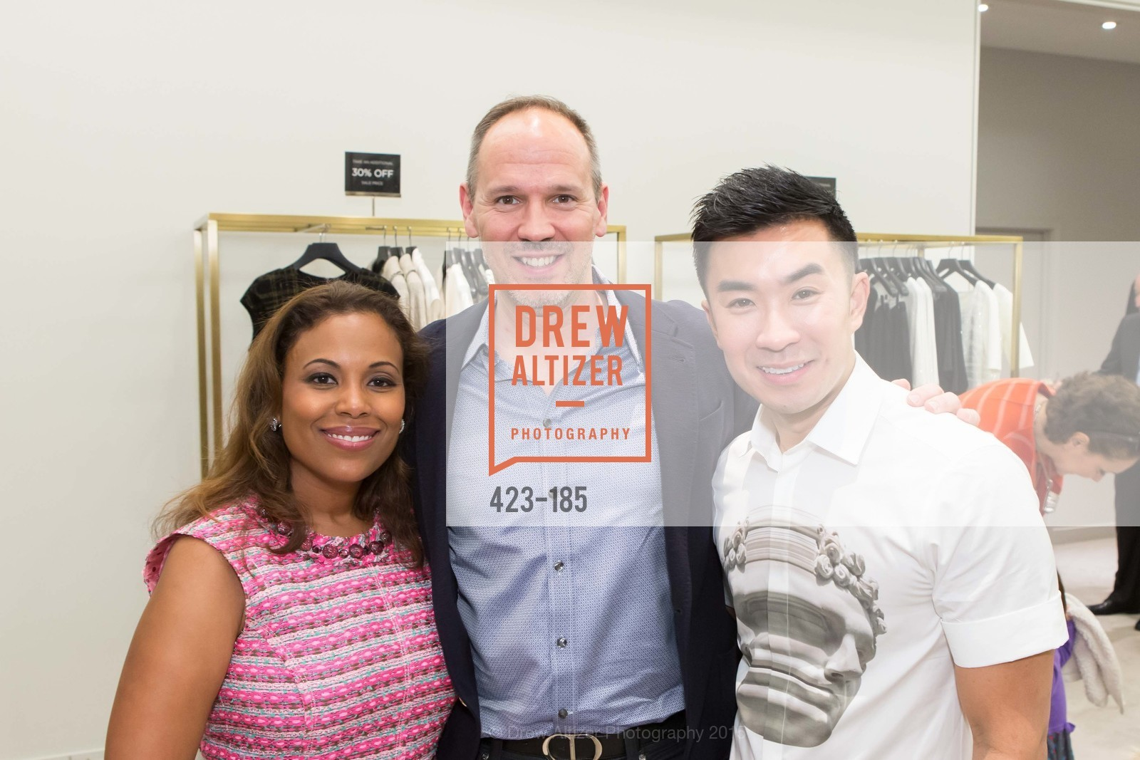 Laura Miller, Kai Tan, Fashion Fights Arthritis Launch Party at St. John, St. John Boutique. 767 Market Street, June 25th, 2015,Drew Altizer, Drew Altizer Photography, full-service agency, private events, San Francisco photographer, photographer california