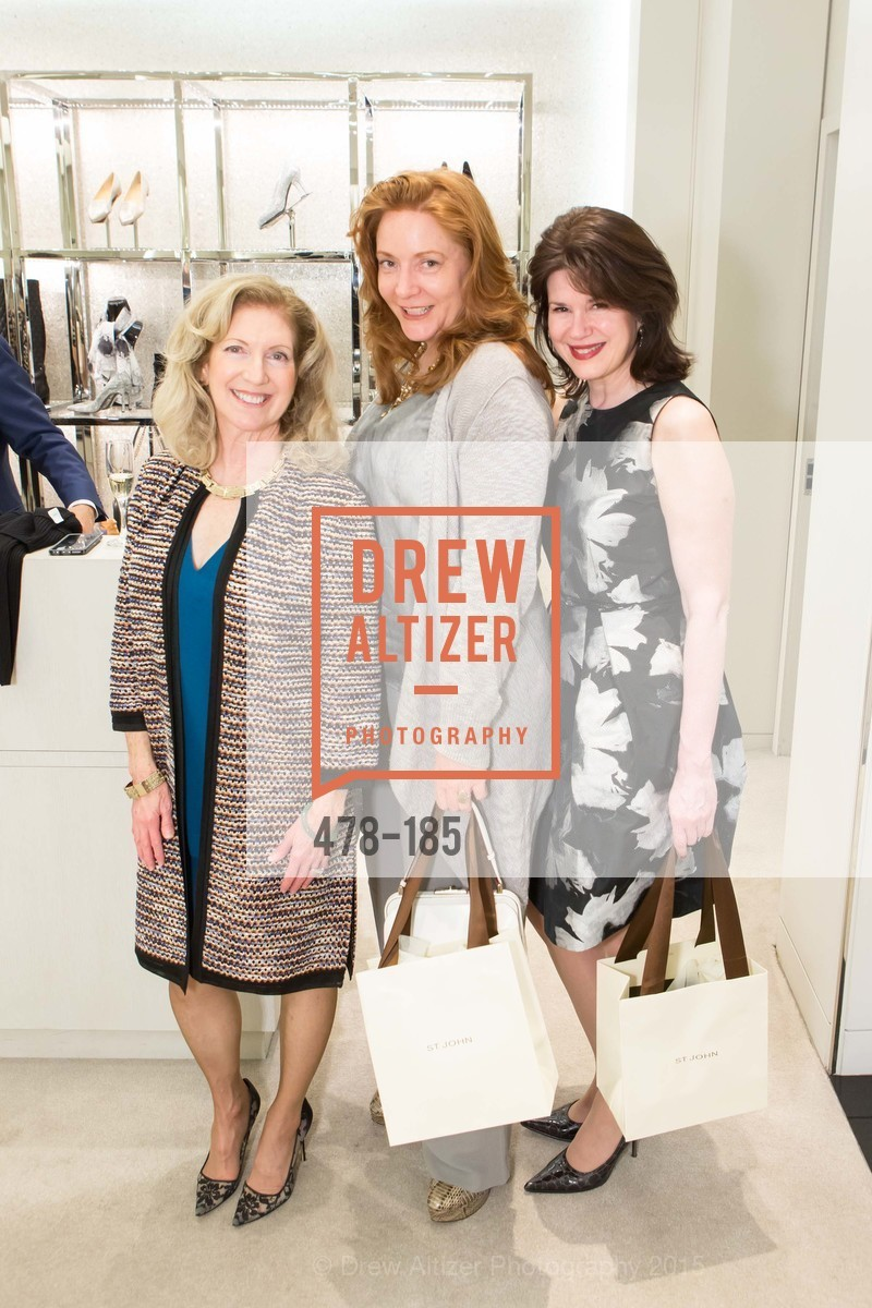 Celeste Woo, Greta Remington, Elaine Mellis, Fashion Fights Arthritis Launch Party at St. John, St. John Boutique. 767 Market Street, June 25th, 2015,Drew Altizer, Drew Altizer Photography, full-service agency, private events, San Francisco photographer, photographer california