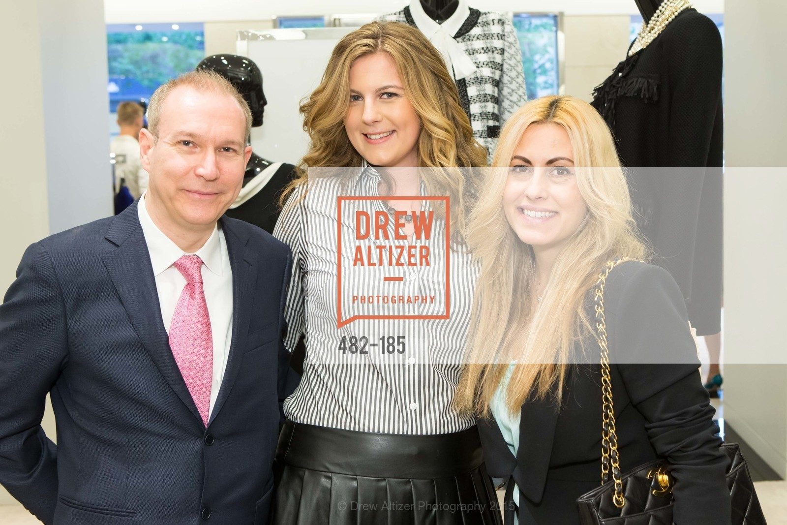 Daniel de Millais, Brittany O'leary, Kimber Frankel, Fashion Fights Arthritis Launch Party at St. John, St. John Boutique. 767 Market Street, June 25th, 2015,Drew Altizer, Drew Altizer Photography, full-service agency, private events, San Francisco photographer, photographer california