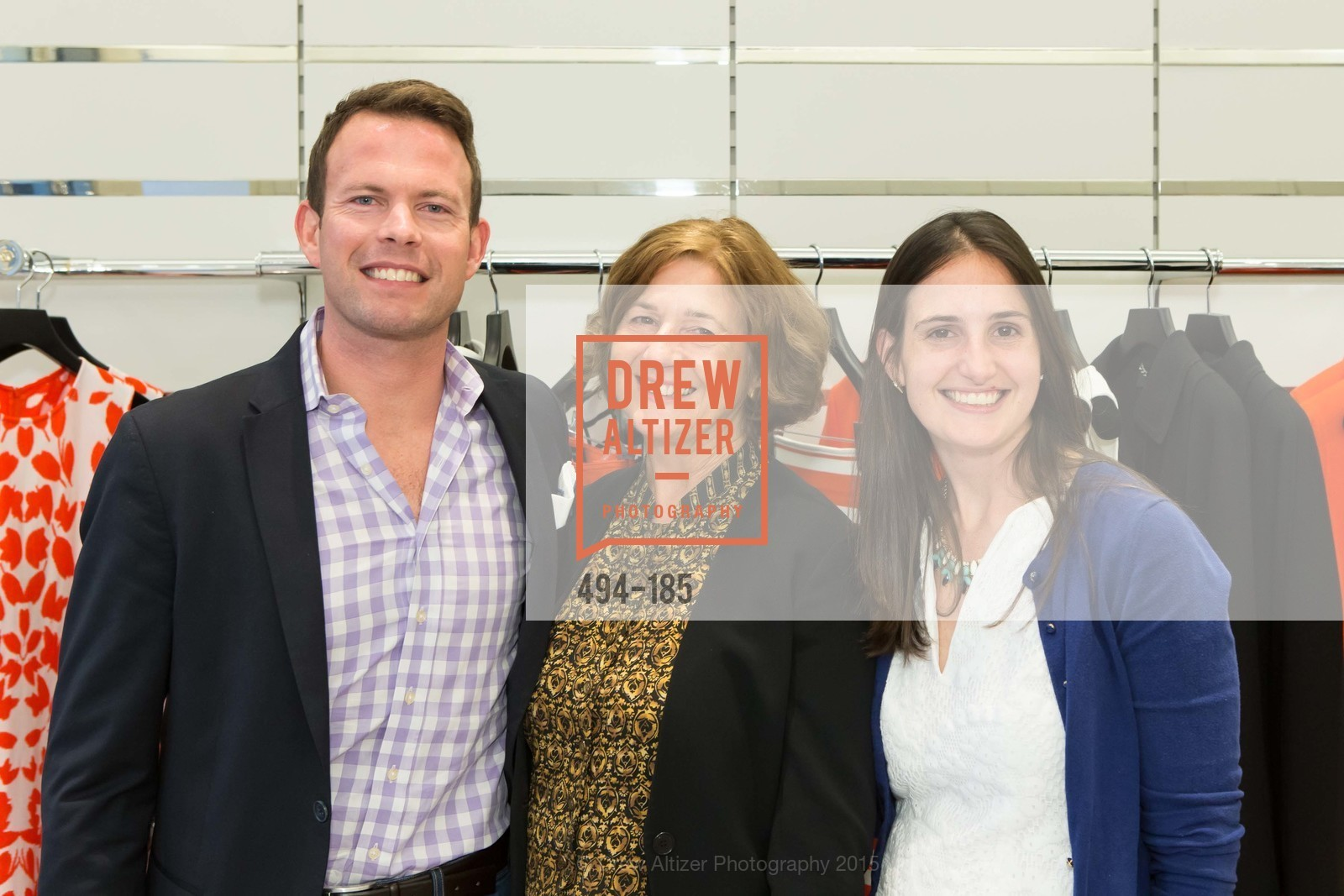 Michael Wood, Ann Wilkins, Lindsey Lynch, Fashion Fights Arthritis Launch Party at St. John, St. John Boutique. 767 Market Street, June 25th, 2015,Drew Altizer, Drew Altizer Photography, full-service agency, private events, San Francisco photographer, photographer california