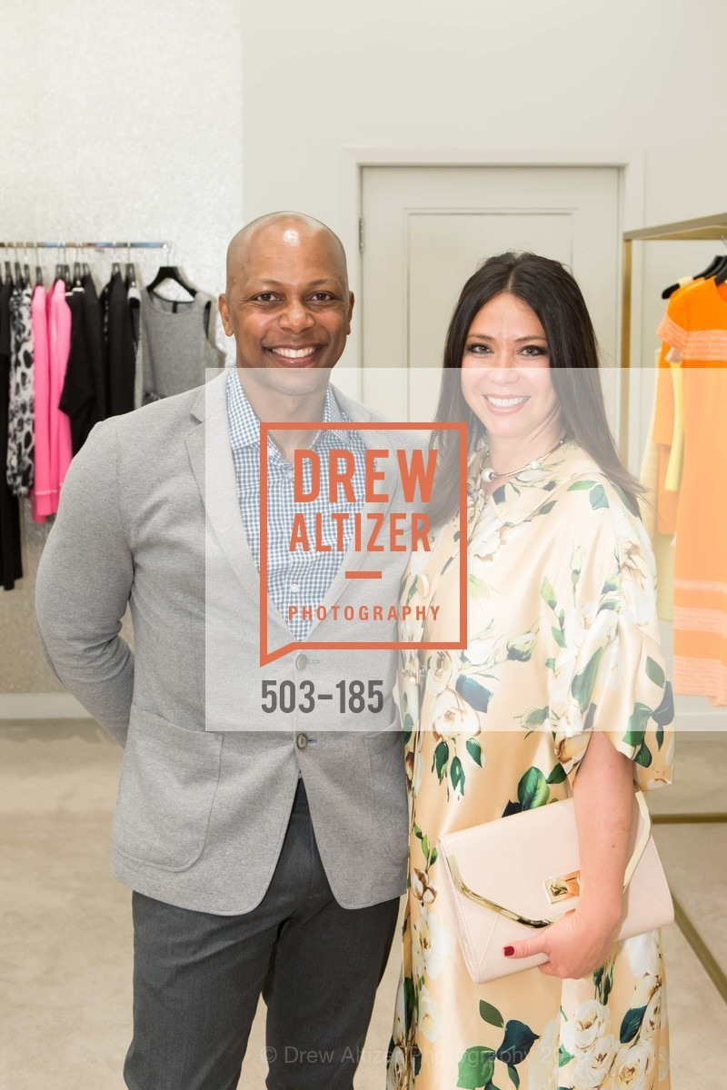 Shawn Saunders, Maria Barrios, Fashion Fights Arthritis Launch Party at St. John, St. John Boutique. 767 Market Street, June 25th, 2015,Drew Altizer, Drew Altizer Photography, full-service agency, private events, San Francisco photographer, photographer california
