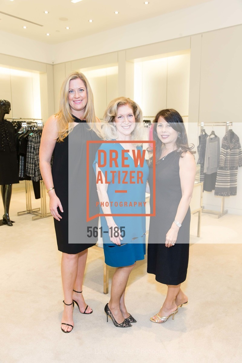Maggie Hazelrig, Celeste Woo, Sharon Seto, Fashion Fights Arthritis Launch Party at St. John, St. John Boutique. 767 Market Street, June 25th, 2015,Drew Altizer, Drew Altizer Photography, full-service agency, private events, San Francisco photographer, photographer california