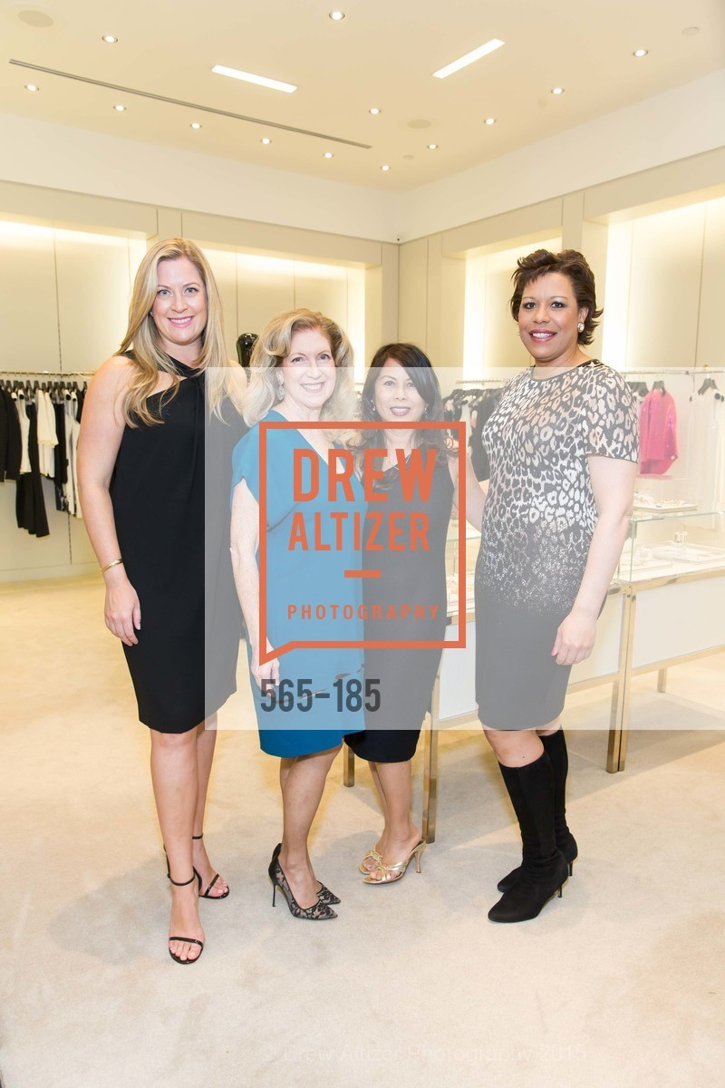 Maggie Hazelrig, Celeste Woo, Sharon Seto, Michelle Jacobson, Fashion Fights Arthritis Launch Party at St. John, St. John Boutique. 767 Market Street, June 25th, 2015,Drew Altizer, Drew Altizer Photography, full-service event agency, private events, San Francisco photographer, photographer California