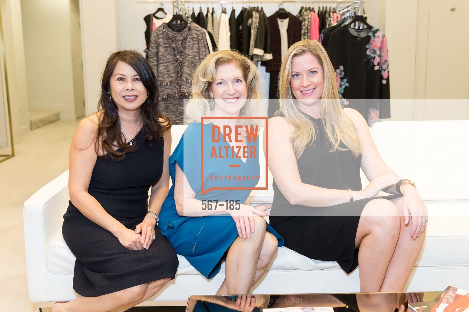 Sharon Seto, Celeste Woo, Maggie Hazelrig, Fashion Fights Arthritis Launch Party at St. John, St. John Boutique. 767 Market Street, June 25th, 2015,Drew Altizer, Drew Altizer Photography, full-service agency, private events, San Francisco photographer, photographer california