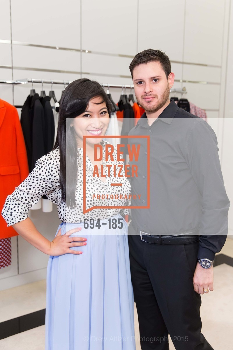Monica Chieng, Pablo McLachlan, Fashion Fights Arthritis Launch Party at St. John, St. John Boutique. 767 Market Street, June 25th, 2015,Drew Altizer, Drew Altizer Photography, full-service agency, private events, San Francisco photographer, photographer california