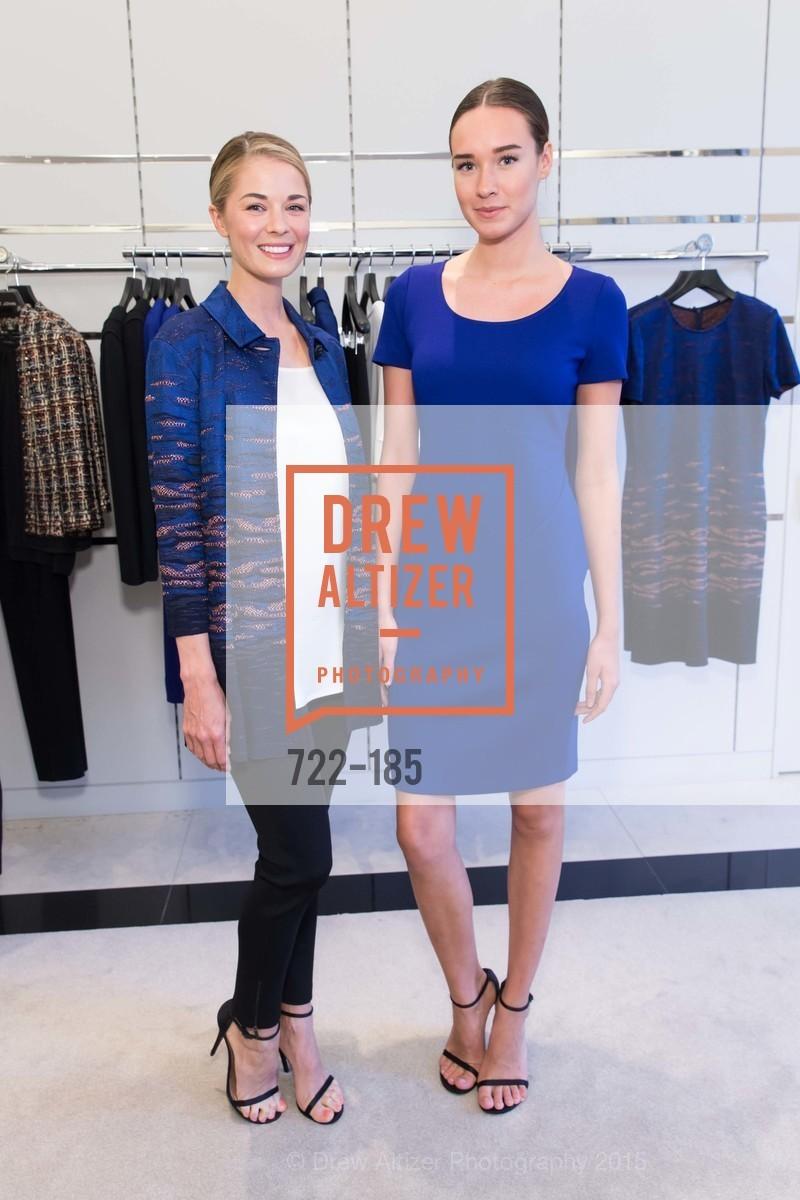 Allie Dubelko, Charlotte Bell, Fashion Fights Arthritis Launch Party at St. John, St. John Boutique. 767 Market Street, June 25th, 2015
