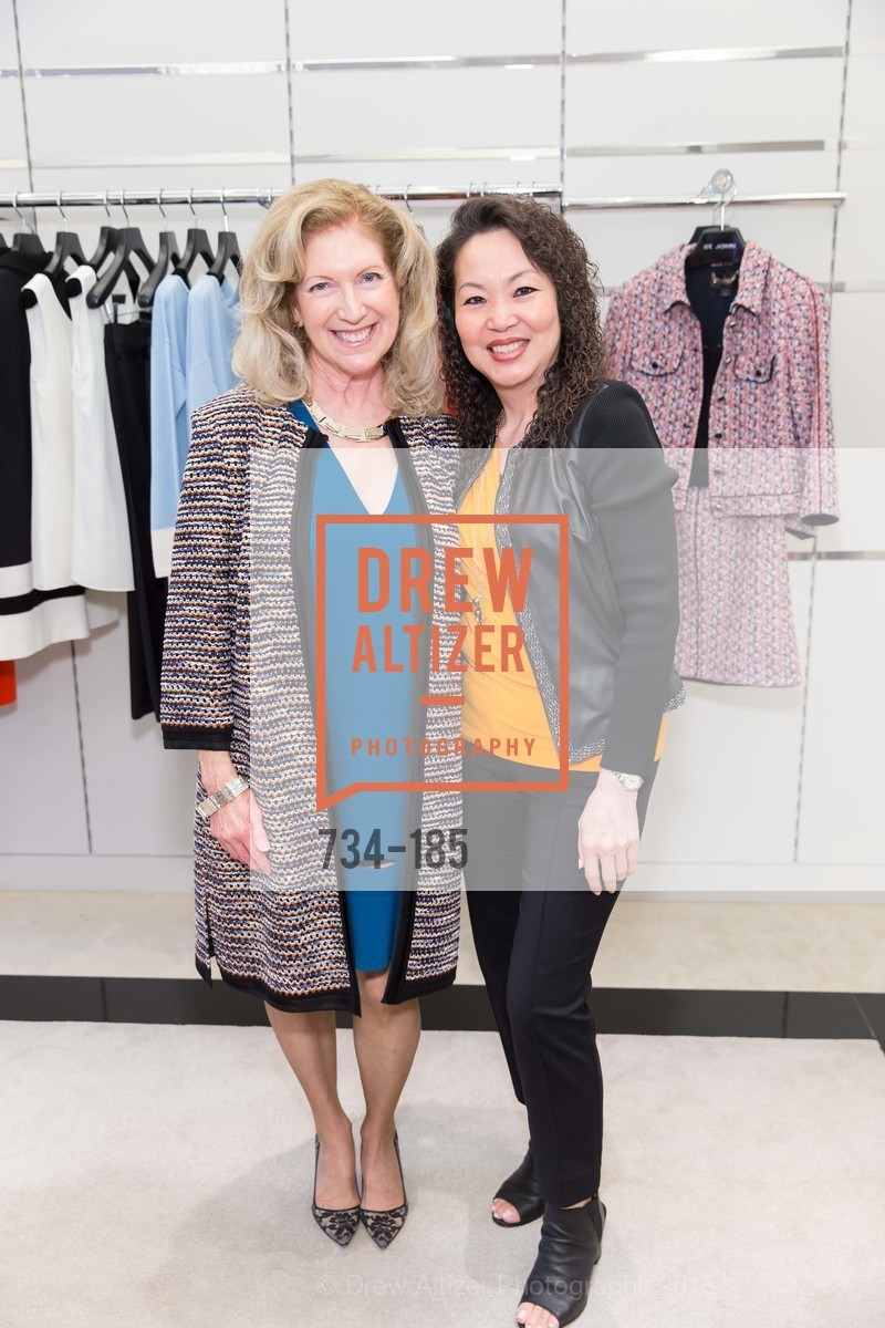 Celeste Woo, Katherine Cheng, Fashion Fights Arthritis Launch Party at St. John, St. John Boutique. 767 Market Street, June 25th, 2015,Drew Altizer, Drew Altizer Photography, full-service agency, private events, San Francisco photographer, photographer california
