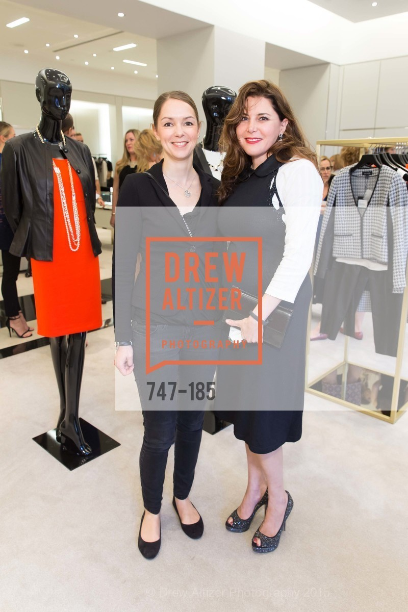 Maren Schwarzer, Marcela Bartolini, Fashion Fights Arthritis Launch Party at St. John, St. John Boutique. 767 Market Street, June 25th, 2015,Drew Altizer, Drew Altizer Photography, full-service agency, private events, San Francisco photographer, photographer california
