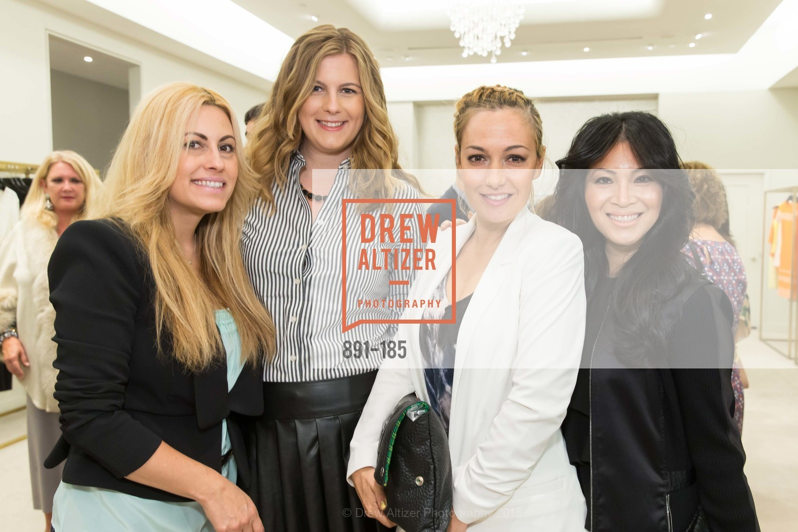 Kimber Frankel, Brittany O'leary, Kelly Jackson, Morgan Lee, Fashion Fights Arthritis Launch Party at St. John, St. John Boutique. 767 Market Street, June 25th, 2015,Drew Altizer, Drew Altizer Photography, full-service agency, private events, San Francisco photographer, photographer california