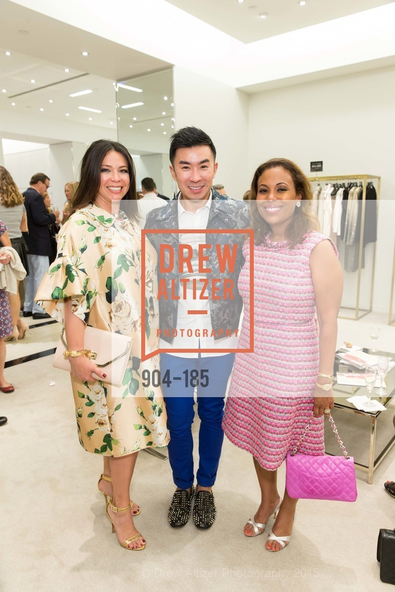 Maria Barrios, Kai Tan, Laura Miller, Fashion Fights Arthritis Launch Party at St. John, St. John Boutique. 767 Market Street, June 25th, 2015,Drew Altizer, Drew Altizer Photography, full-service agency, private events, San Francisco photographer, photographer california