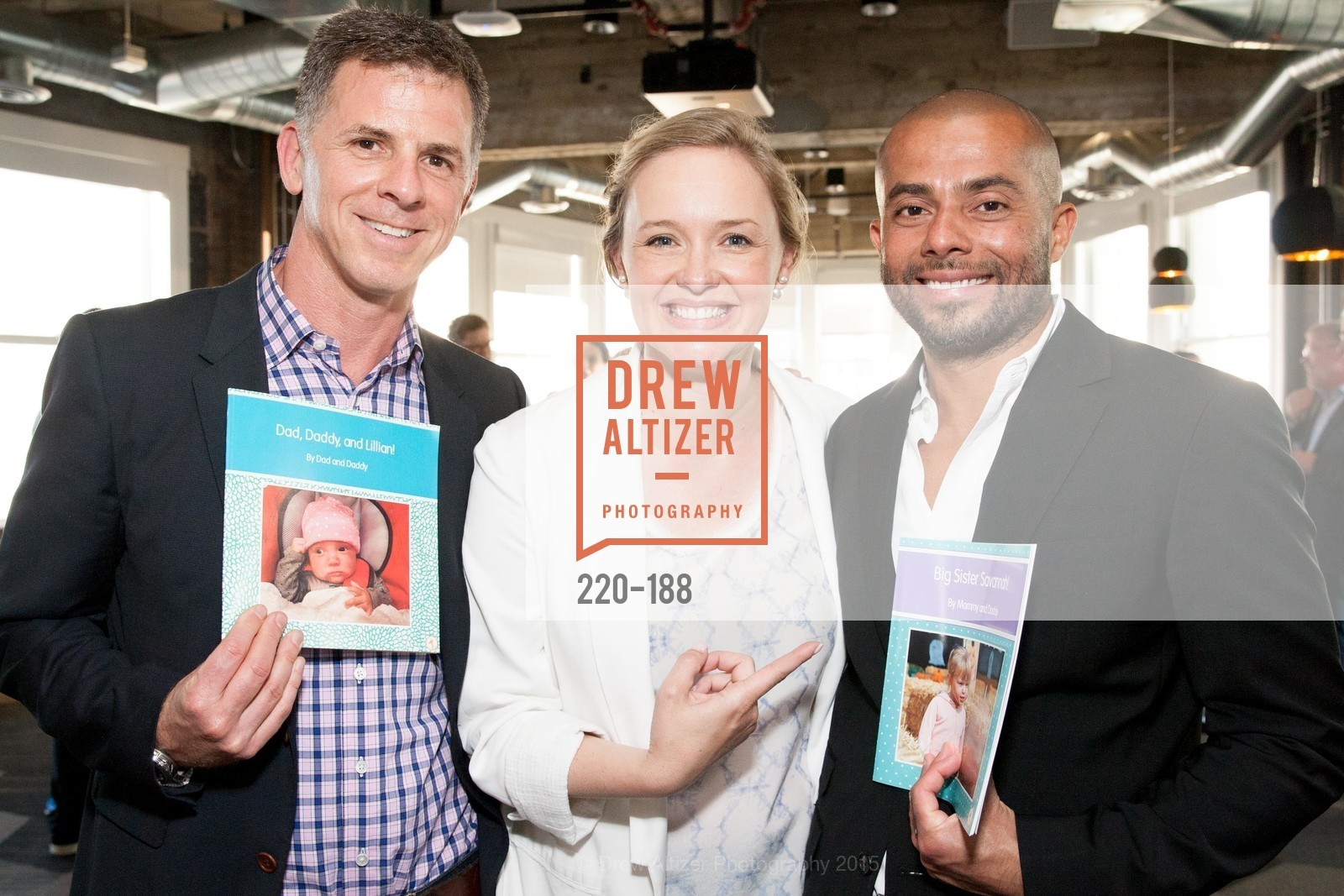Bobby Benfield, Carrie Southworth, Amish Chande, Twigtale Celebration Hosted By Zem Joaquin, Medium. 760 Market St, June 24th, 2015,Drew Altizer, Drew Altizer Photography, full-service event agency, private events, San Francisco photographer, photographer California