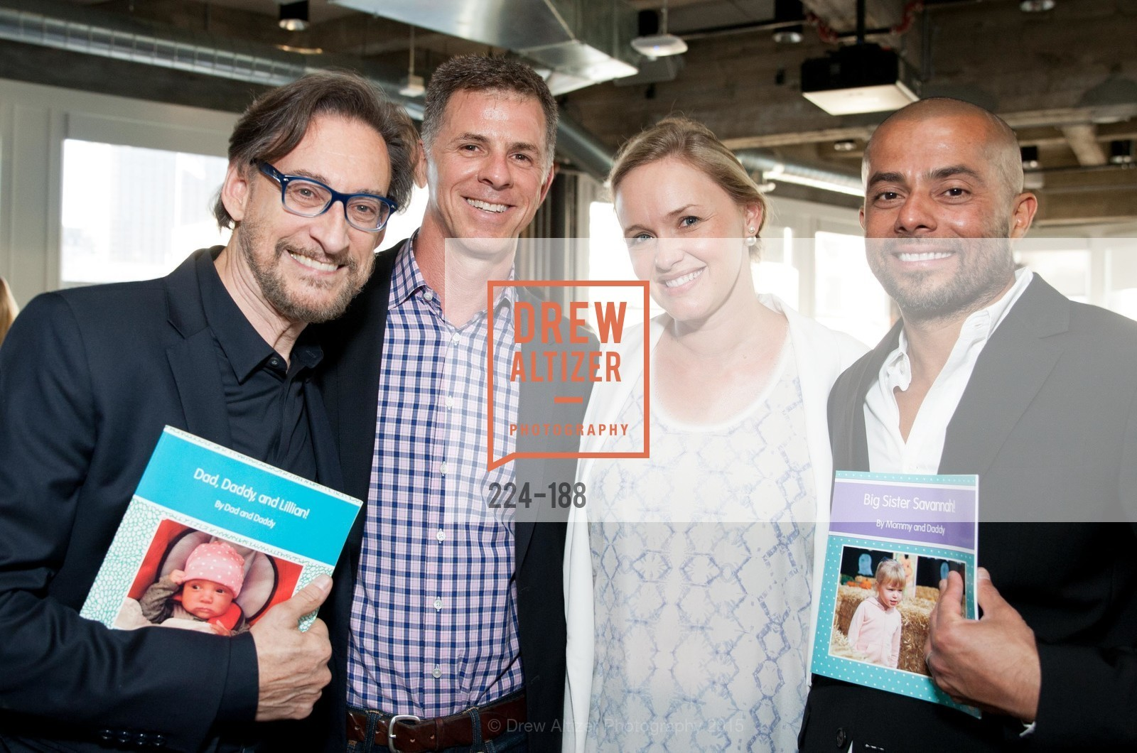 Harvey Karp, Bobby Benfield, Carrie Southworth, Amish Chande, Twigtale Celebration Hosted By Zem Joaquin, Medium. 760 Market St, June 24th, 2015,Drew Altizer, Drew Altizer Photography, full-service event agency, private events, San Francisco photographer, photographer California