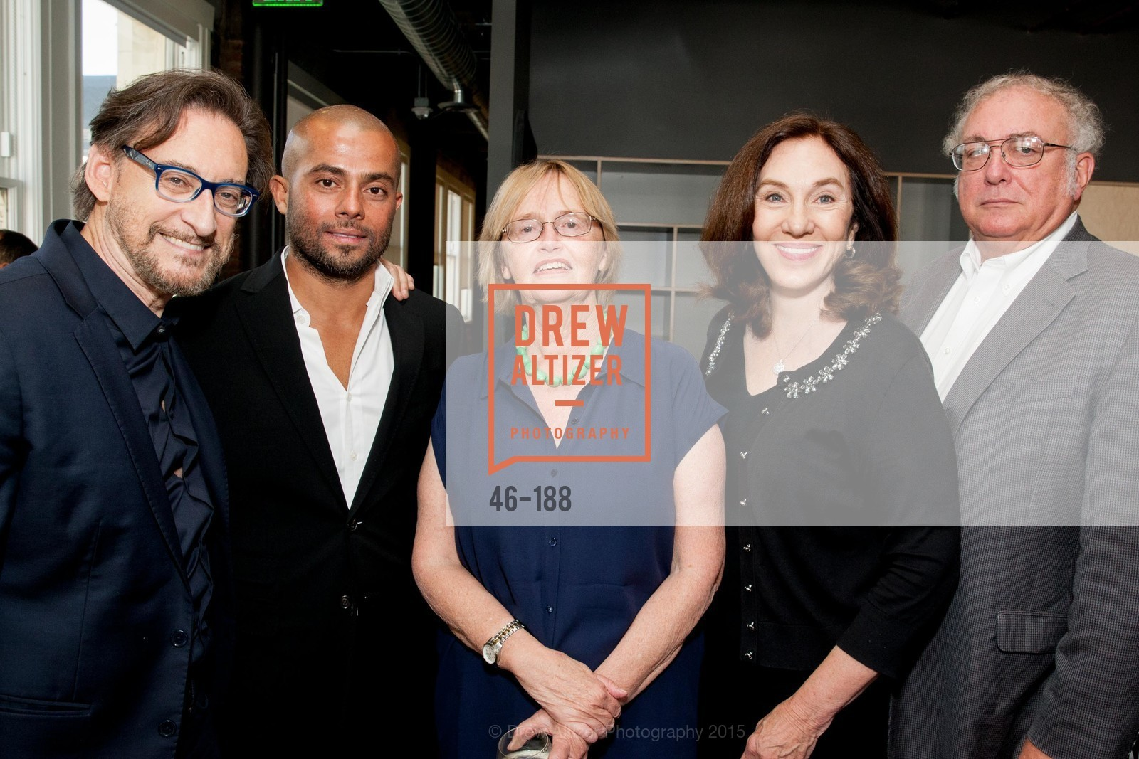 Harvey Karp, Nishad Chande, Cathy McLain, Martha Bratdsek, Dennis Bratdsek, Twigtale Celebration Hosted By Zem Joaquin, Medium. 760 Market St, June 24th, 2015,Drew Altizer, Drew Altizer Photography, full-service agency, private events, San Francisco photographer, photographer california