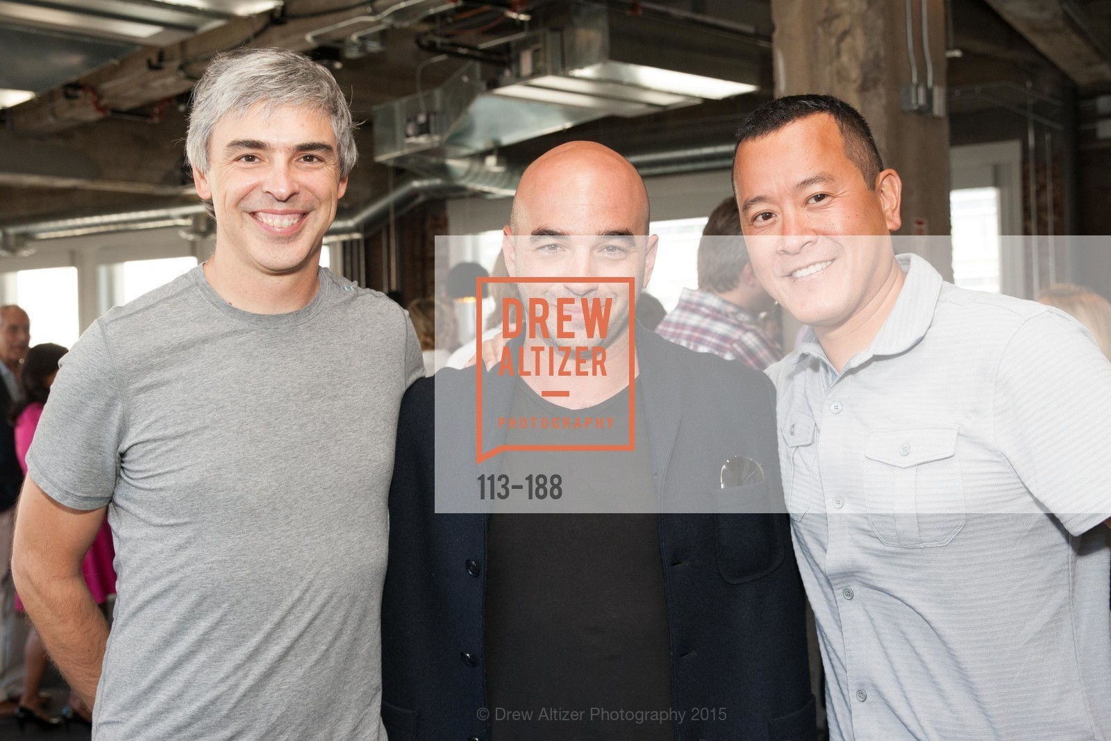 Larry Page, Matthew Cowan, James Hong, Twigtale Celebration Hosted By Zem Joaquin, Medium. 760 Market St, June 24th, 2015,Drew Altizer, Drew Altizer Photography, full-service agency, private events, San Francisco photographer, photographer california