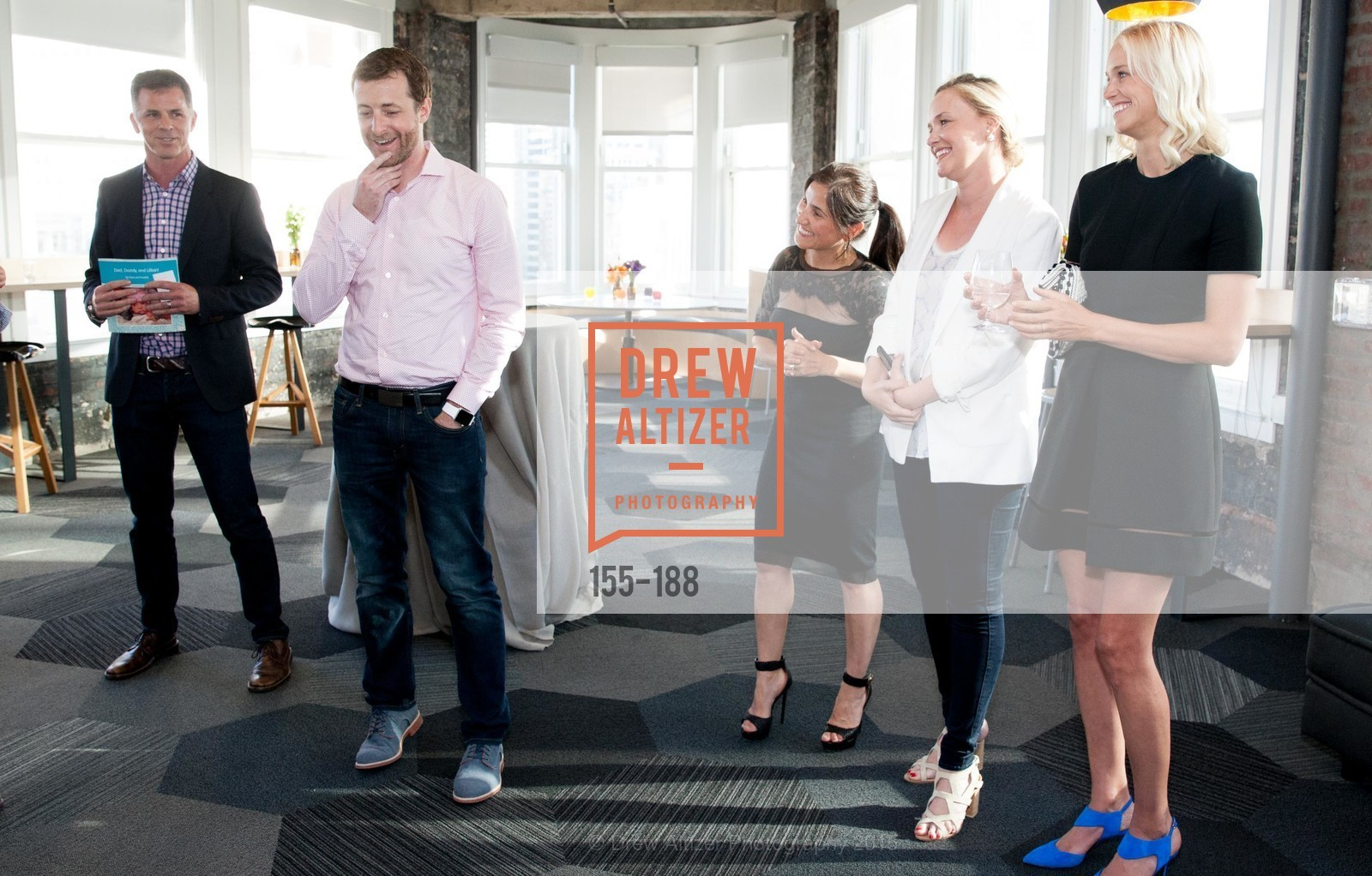 Bobby Benfield, Geoff Gaspar, Zem Joaquin, Carrie Southworth, Lucy Page, Twigtale Celebration Hosted By Zem Joaquin, Medium. 760 Market St, June 24th, 2015,Drew Altizer, Drew Altizer Photography, full-service agency, private events, San Francisco photographer, photographer california