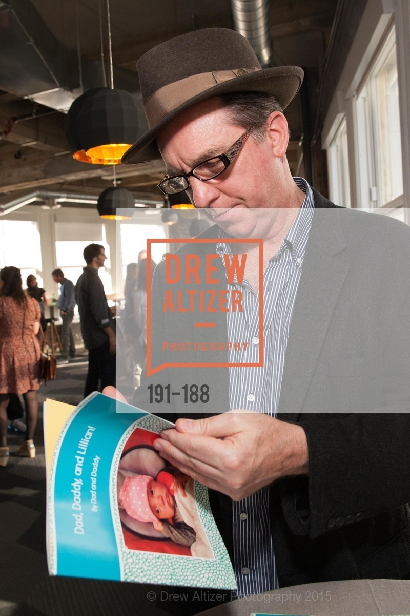 Daniel Tynan, Twigtale Celebration Hosted By Zem Joaquin, Medium. 760 Market St, June 24th, 2015,Drew Altizer, Drew Altizer Photography, full-service agency, private events, San Francisco photographer, photographer california