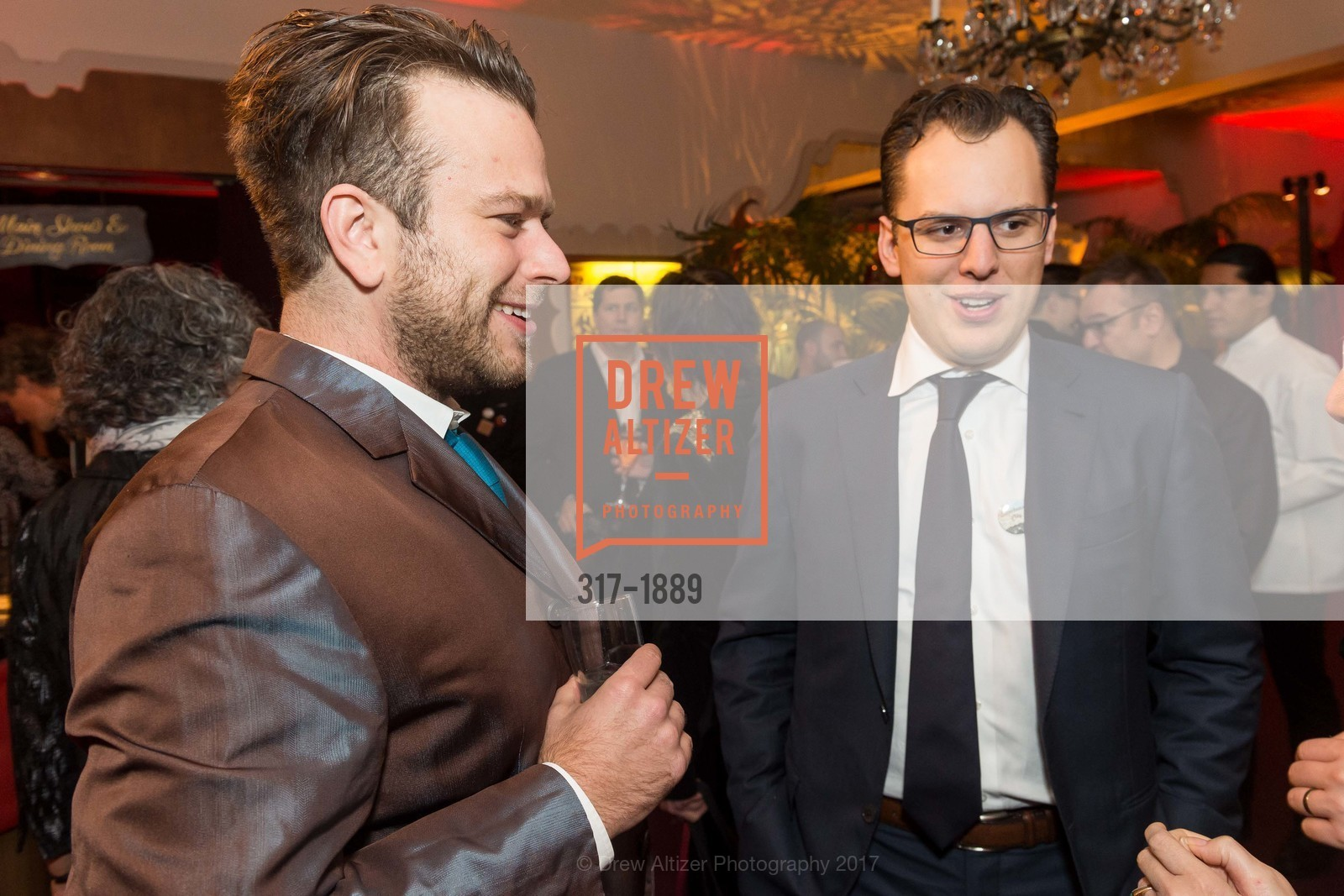 Zak Williams with Mike Krieger