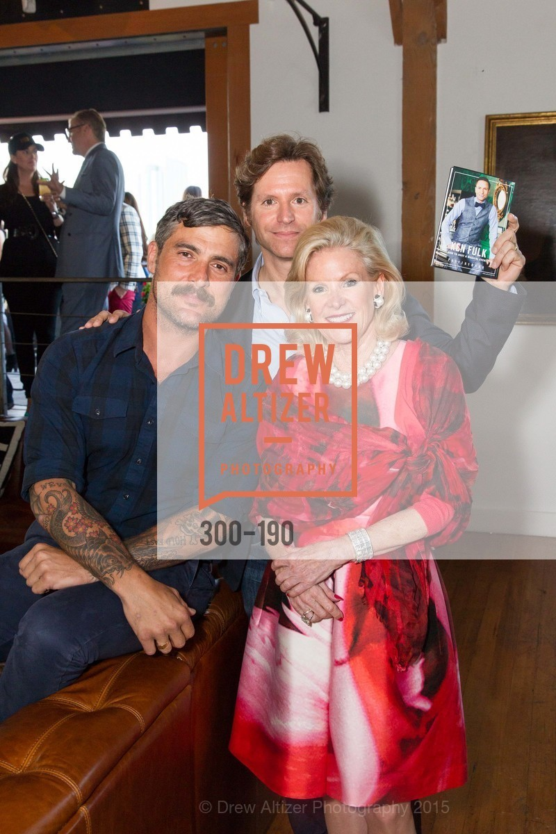 Douglas Friedman, Trevor Traina, Dede Wilsey, KEN FULK'S New Furniture Line Unveiling at THE MAGIC FACTORY, The Magic Factory. 310 7th St, June 25th, 2015,Drew Altizer, Drew Altizer Photography, full-service agency, private events, San Francisco photographer, photographer california