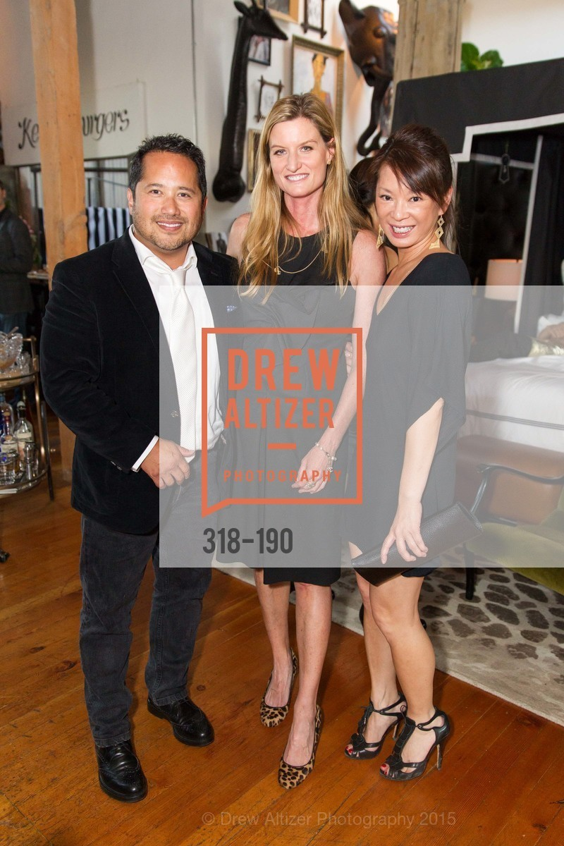 Felix Carbolido, Laura Albert, Yvonne Talbott, KEN FULK'S New Furniture Line Unveiling at THE MAGIC FACTORY, The Magic Factory. 310 7th St, June 25th, 2015,Drew Altizer, Drew Altizer Photography, full-service agency, private events, San Francisco photographer, photographer california