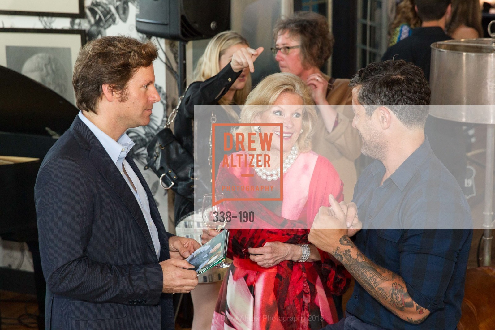 Trevor Traina, Dede Wilsey, Douglas Friedman, KEN FULK'S New Furniture Line Unveiling at THE MAGIC FACTORY, The Magic Factory. 310 7th St, June 25th, 2015,Drew Altizer, Drew Altizer Photography, full-service agency, private events, San Francisco photographer, photographer california