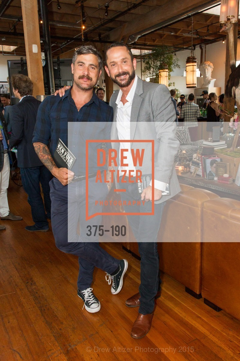 Douglas Friedman, Damian Smith, KEN FULK'S New Furniture Line Unveiling at THE MAGIC FACTORY, The Magic Factory. 310 7th St, June 25th, 2015,Drew Altizer, Drew Altizer Photography, full-service agency, private events, San Francisco photographer, photographer california