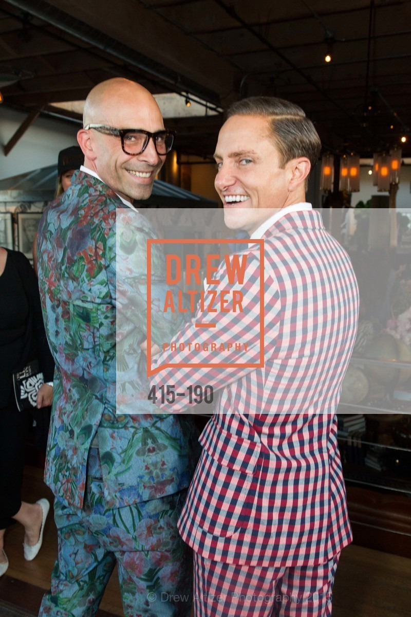 Tony Leo, Ken Fulk, KEN FULK'S New Furniture Line Unveiling at THE MAGIC FACTORY, The Magic Factory. 310 7th St, June 25th, 2015,Drew Altizer, Drew Altizer Photography, full-service agency, private events, San Francisco photographer, photographer california