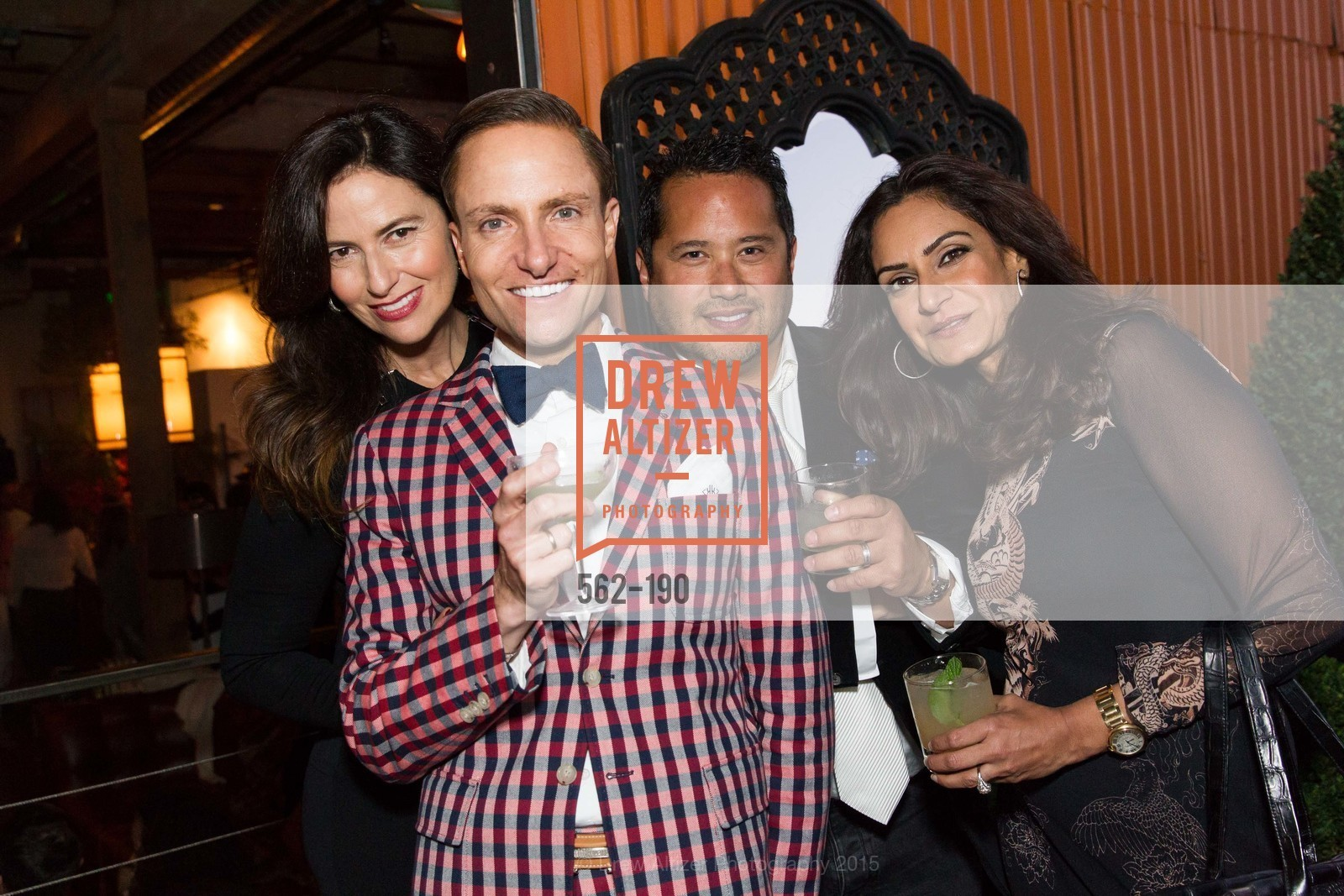 Sandra Stangl, Ken Fulk, Felix Carbolido, Monica Bhargava, KEN FULK'S New Furniture Line Unveiling at THE MAGIC FACTORY, The Magic Factory. 310 7th St, June 25th, 2015,Drew Altizer, Drew Altizer Photography, full-service event agency, private events, San Francisco photographer, photographer California