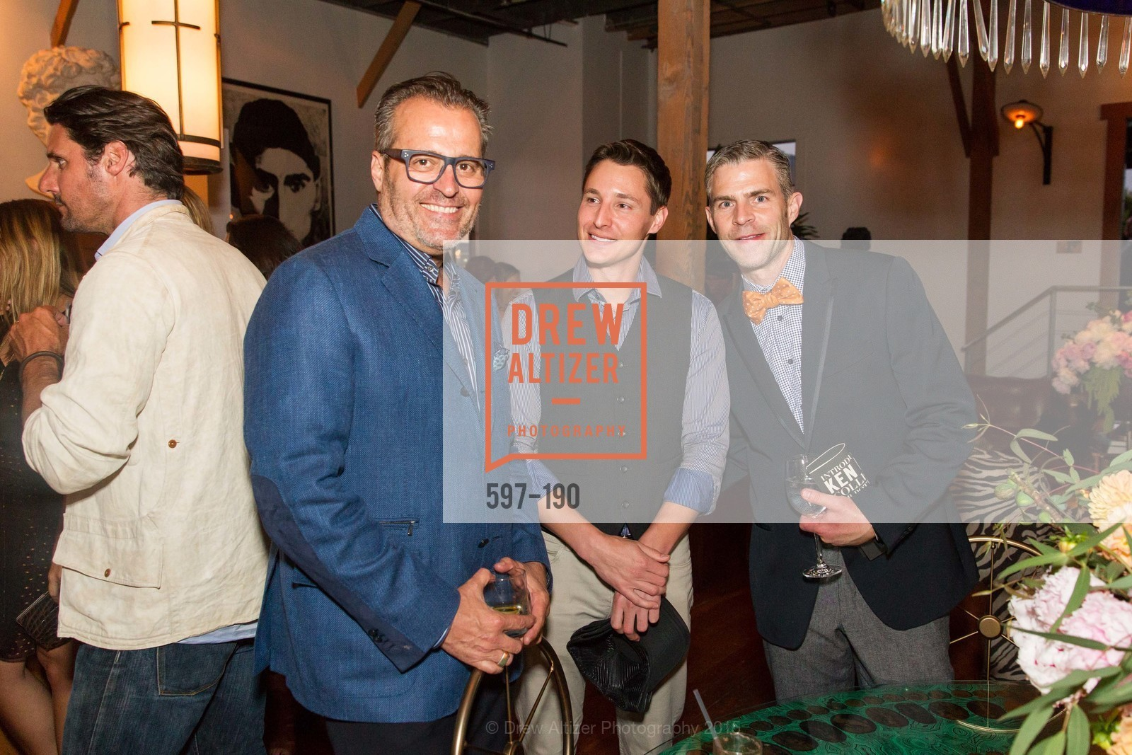 Art Libera, Michael Goth, James Rogers, KEN FULK'S New Furniture Line Unveiling at THE MAGIC FACTORY, The Magic Factory. 310 7th St, June 25th, 2015,Drew Altizer, Drew Altizer Photography, full-service agency, private events, San Francisco photographer, photographer california