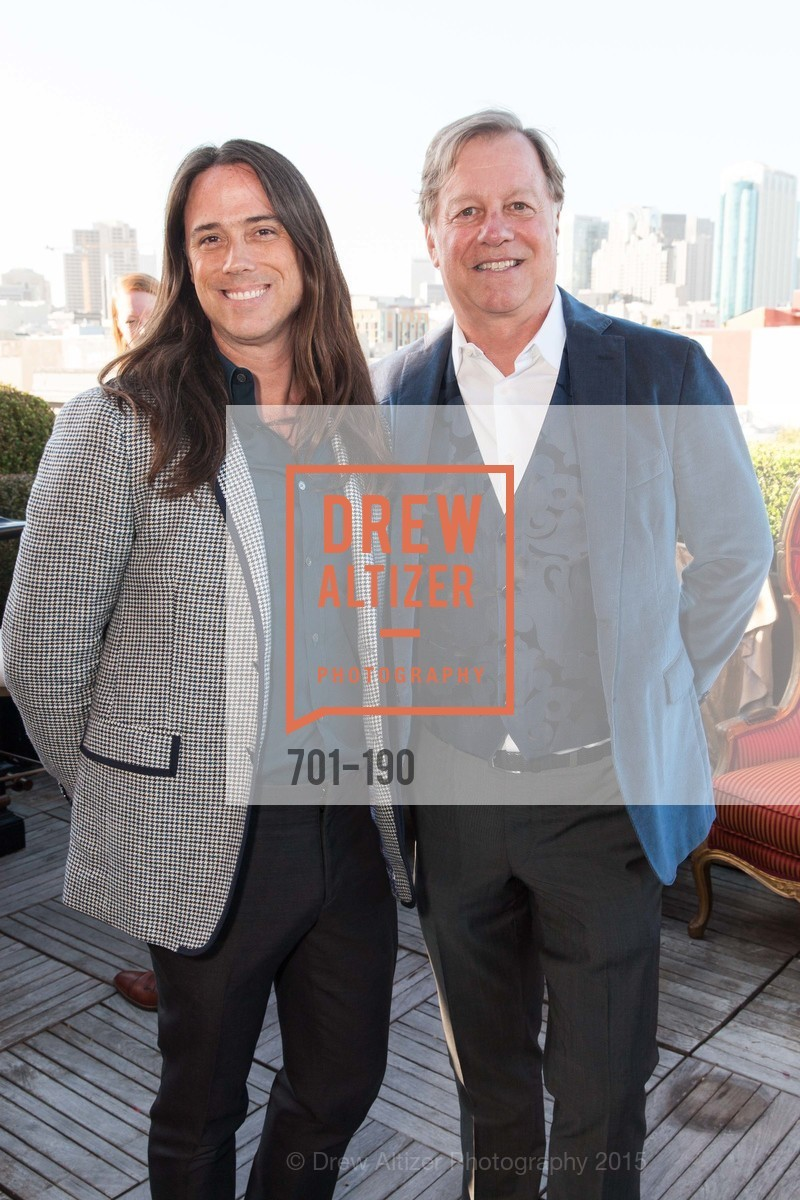 Douglas Slayton, Jim Fraser, KEN FULK'S New Furniture Line Unveiling at THE MAGIC FACTORY, The Magic Factory. 310 7th St, June 25th, 2015,Drew Altizer, Drew Altizer Photography, full-service agency, private events, San Francisco photographer, photographer california