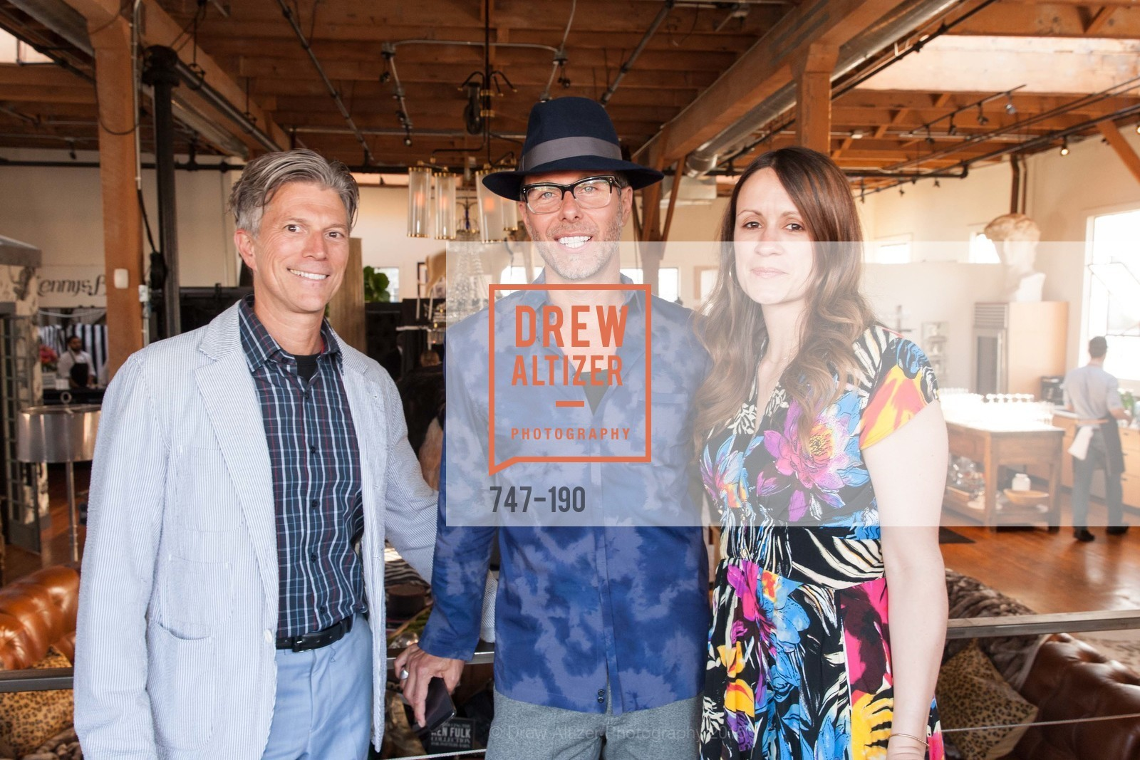 Bart Magee, Brian Anderson, Brittany Baque, KEN FULK'S New Furniture Line Unveiling at THE MAGIC FACTORY, The Magic Factory. 310 7th St, June 25th, 2015,Drew Altizer, Drew Altizer Photography, full-service agency, private events, San Francisco photographer, photographer california