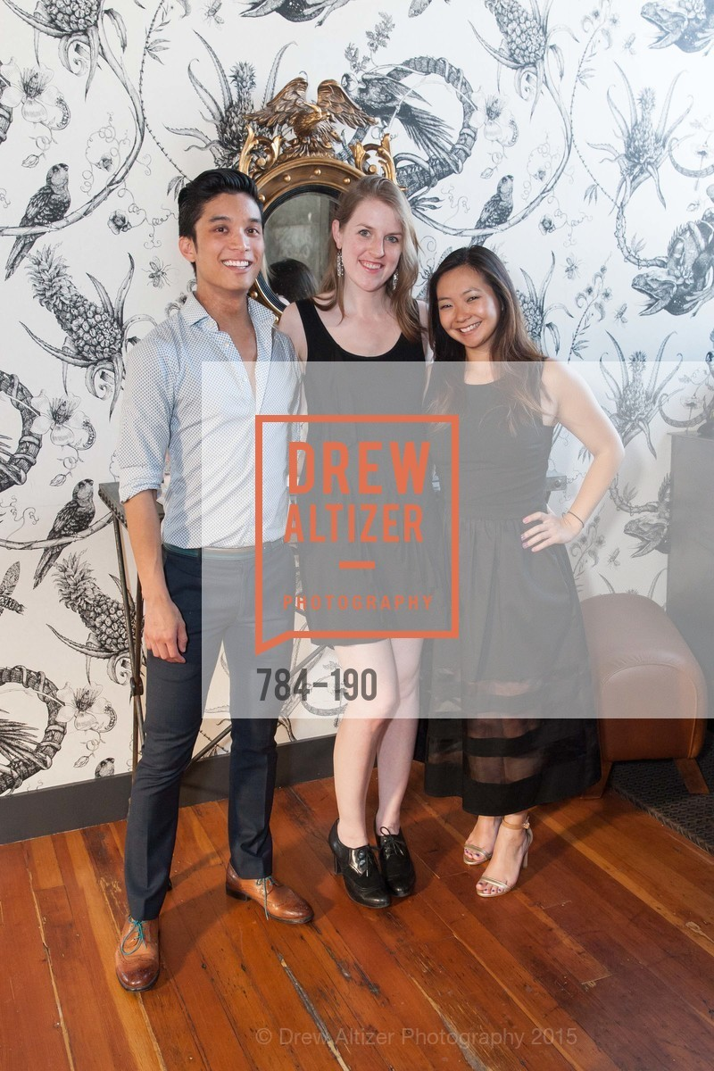 Kevin Pong, Cameron Cox, Andie Nishita, KEN FULK'S New Furniture Line Unveiling at THE MAGIC FACTORY, The Magic Factory. 310 7th St, June 25th, 2015,Drew Altizer, Drew Altizer Photography, full-service agency, private events, San Francisco photographer, photographer california