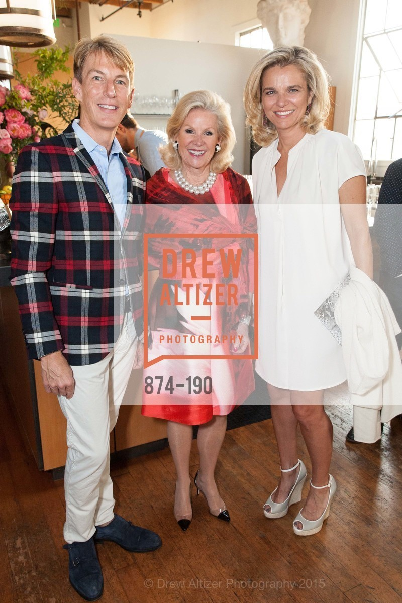 Jack Calhoun, Dede Wilsey, Leigh Matthes, KEN FULK'S New Furniture Line Unveiling at THE MAGIC FACTORY, The Magic Factory. 310 7th St, June 25th, 2015,Drew Altizer, Drew Altizer Photography, full-service agency, private events, San Francisco photographer, photographer california