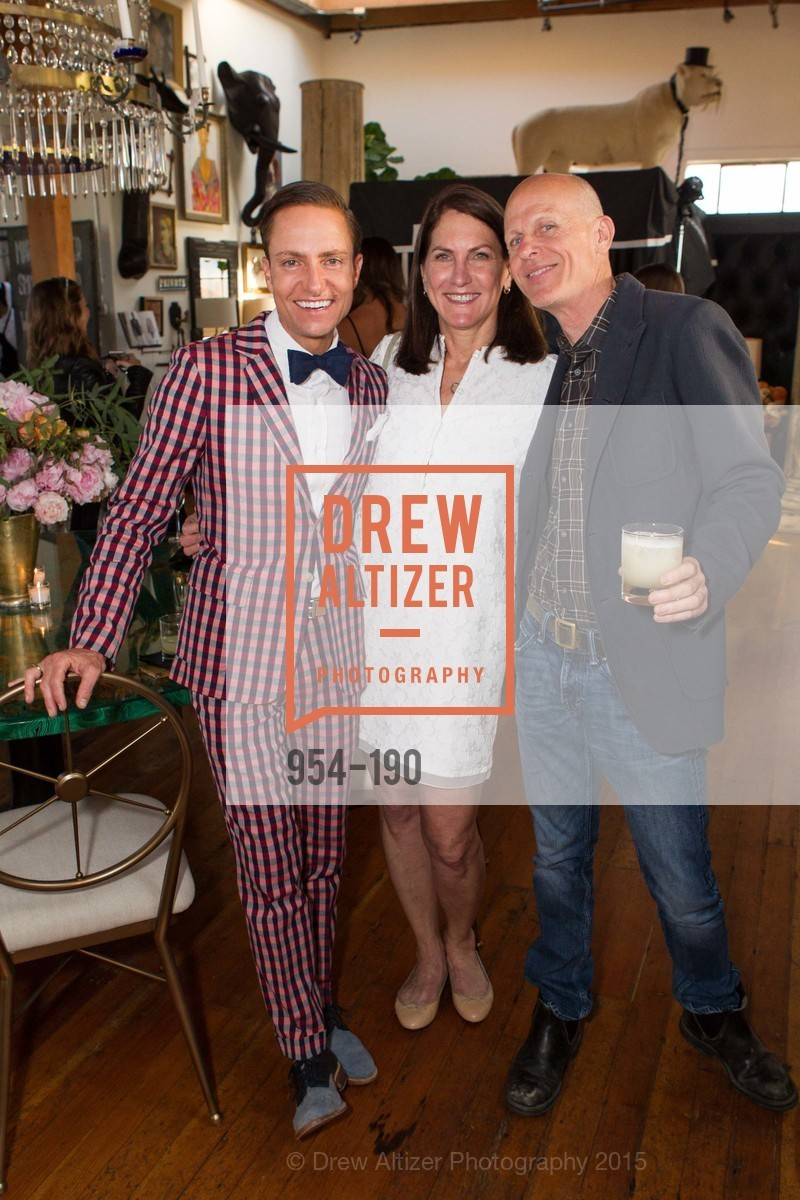 Ken Fulk, Anne Magill, Lane Murchison, KEN FULK'S New Furniture Line Unveiling at THE MAGIC FACTORY, The Magic Factory. 310 7th St, June 25th, 2015,Drew Altizer, Drew Altizer Photography, full-service agency, private events, San Francisco photographer, photographer california