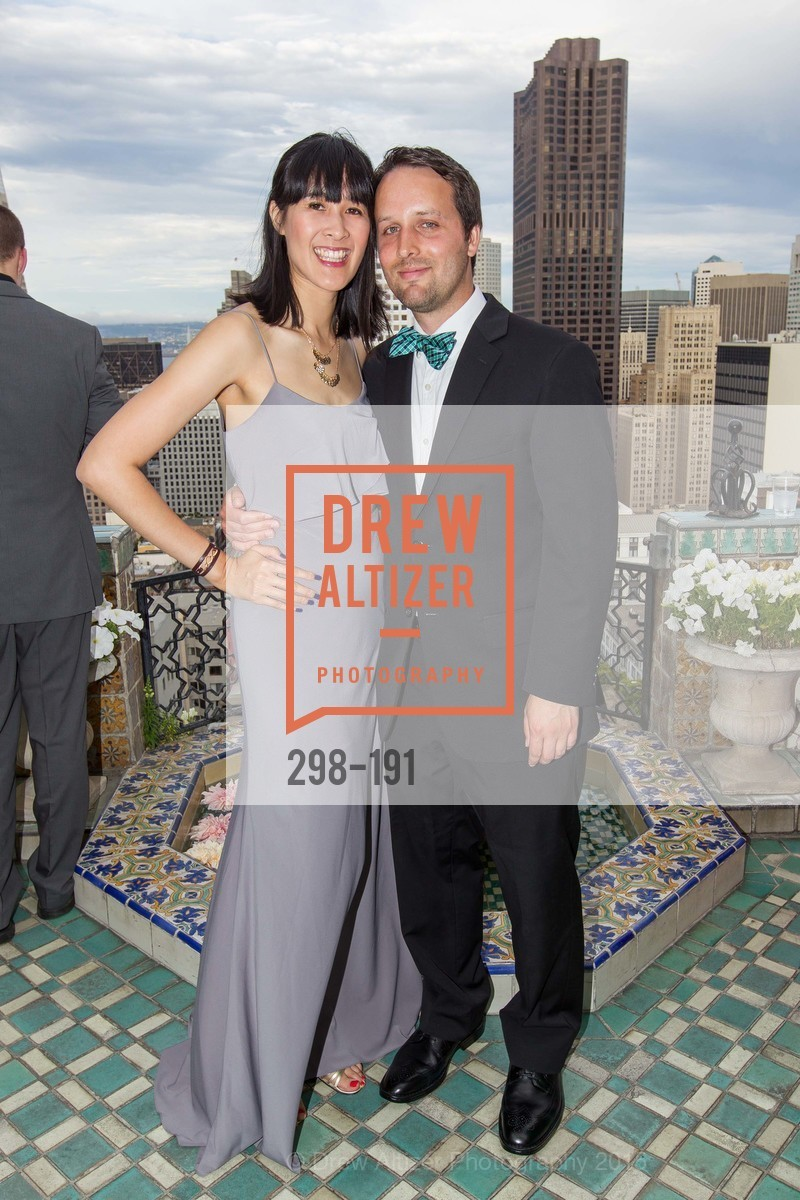 Tinna Ho, Ryan Valentin, Spinsters of San Francisco Annual Ball 2015, Penthouse at the Fairmont San Francisco (950 Mason Street). 950 Mason Street, June 28th, 2015,Drew Altizer, Drew Altizer Photography, full-service agency, private events, San Francisco photographer, photographer california