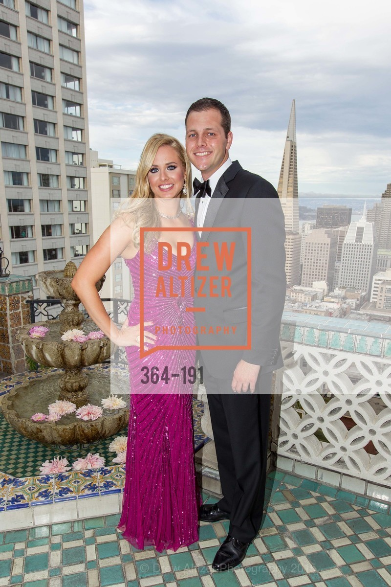 Elizabeth Sgarrella, David Schmidt, Spinsters of San Francisco Annual Ball 2015, Penthouse at the Fairmont San Francisco (950 Mason Street). 950 Mason Street, June 28th, 2015,Drew Altizer, Drew Altizer Photography, full-service event agency, private events, San Francisco photographer, photographer California