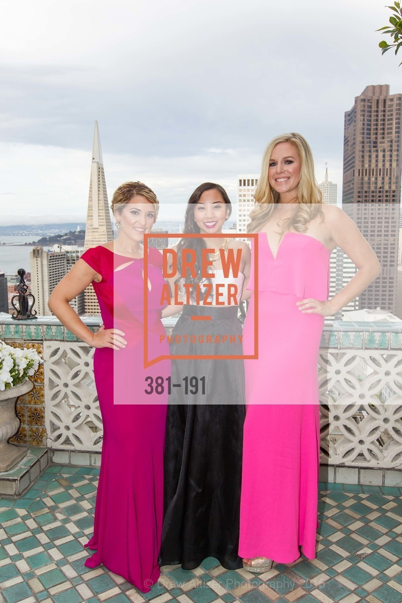 Christina Cardosa, Eileen Chou, Cambria Steel, Spinsters of San Francisco Annual Ball 2015, Penthouse at the Fairmont San Francisco (950 Mason Street). 950 Mason Street, June 28th, 2015,Drew Altizer, Drew Altizer Photography, full-service agency, private events, San Francisco photographer, photographer california