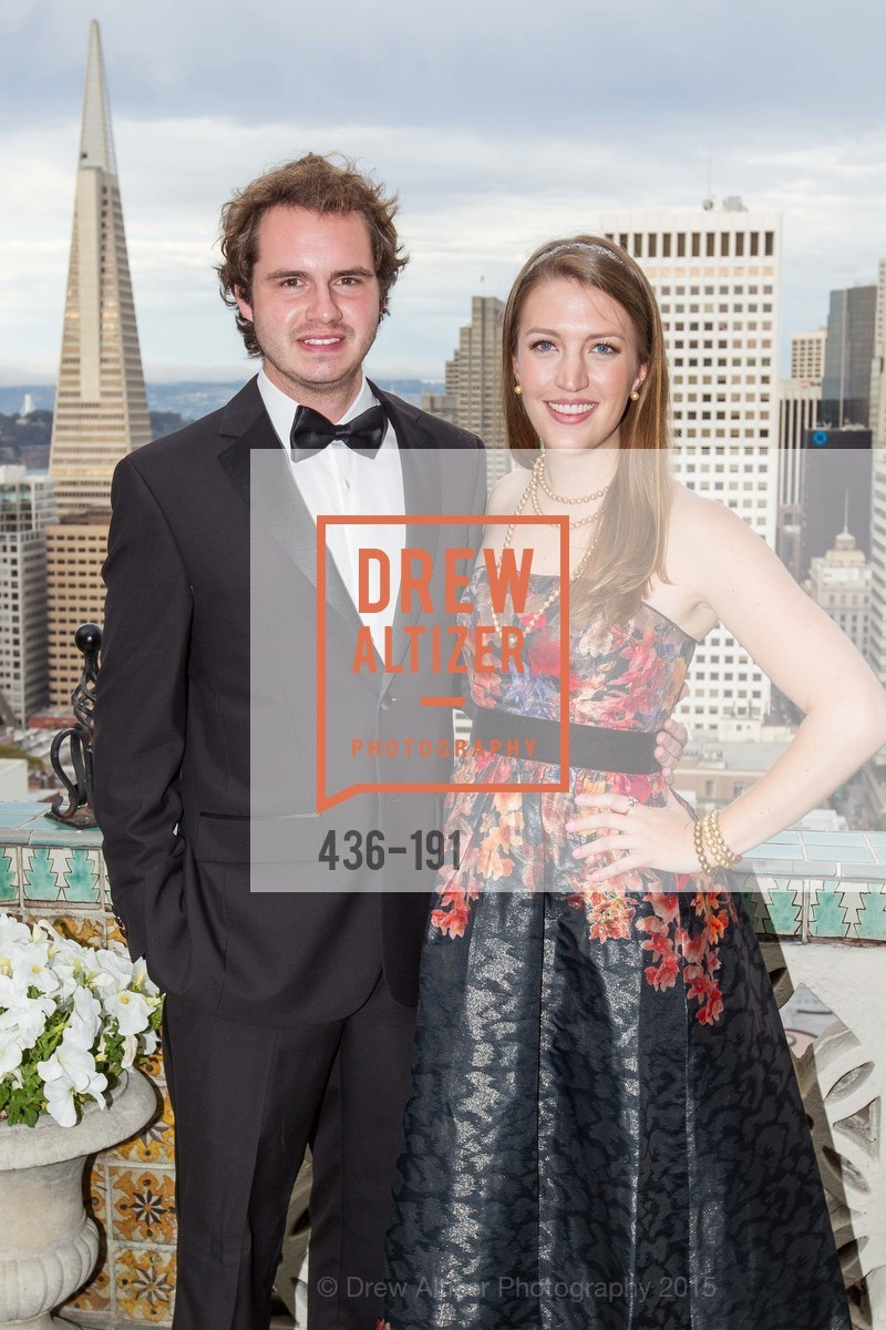 Adam Fischel, Julia Allyn, Spinsters of San Francisco Annual Ball 2015, Penthouse at the Fairmont San Francisco (950 Mason Street). 950 Mason Street, June 28th, 2015,Drew Altizer, Drew Altizer Photography, full-service event agency, private events, San Francisco photographer, photographer California