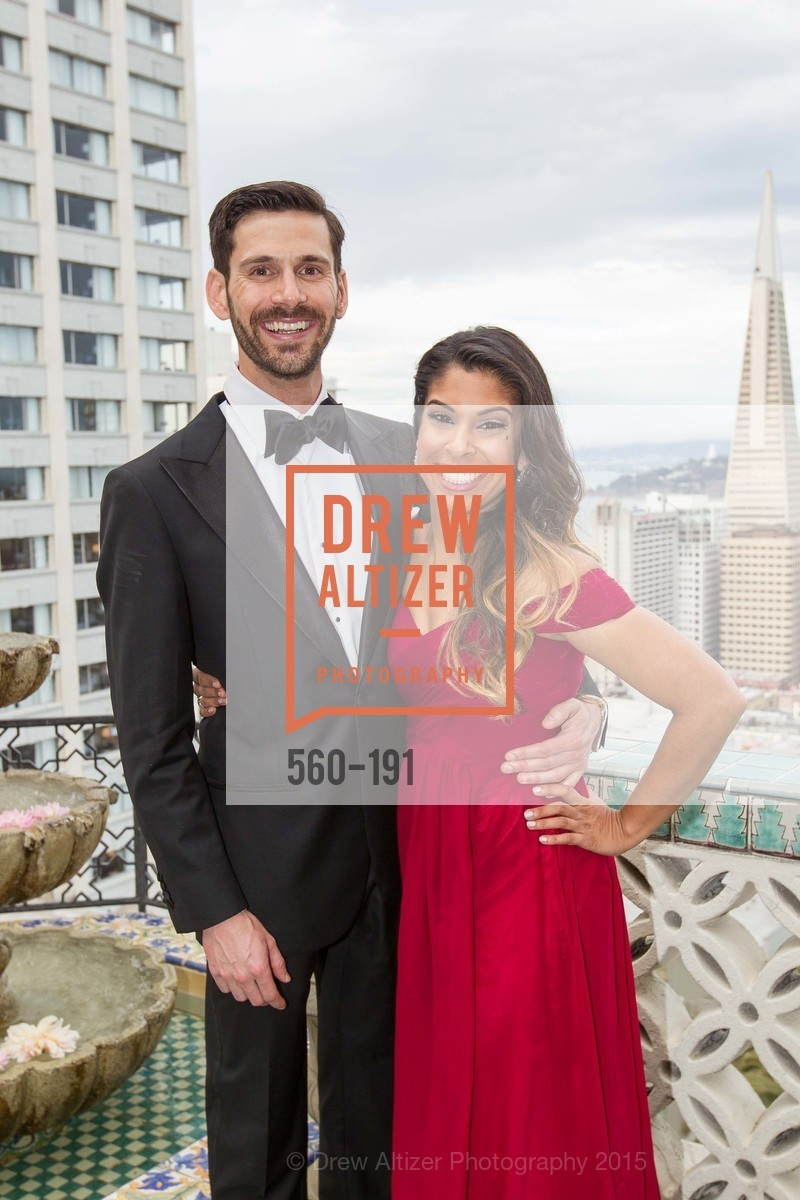 Brennan Angel, Kavita Karode, Spinsters of San Francisco Annual Ball 2015, Penthouse at the Fairmont San Francisco (950 Mason Street). 950 Mason Street, June 28th, 2015,Drew Altizer, Drew Altizer Photography, full-service agency, private events, San Francisco photographer, photographer california